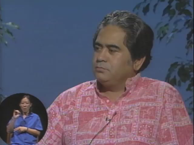 DIALOG : Election Special: Office of Hawaiian Affairs - Big Island Trustee (1988)