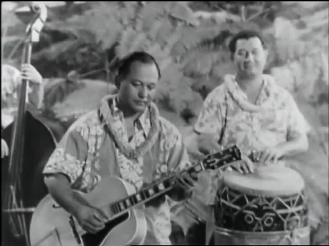 Danny Kuaana 1950