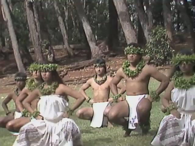 Hula Kahiko, Kauaʻi Moʻolelo, Oli, Keaīwa Heiau