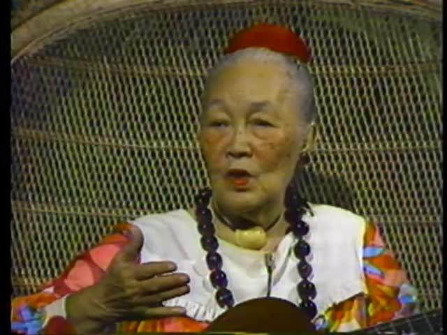 Pau Hana Years : Aunty Alice Namakelua; 1974
