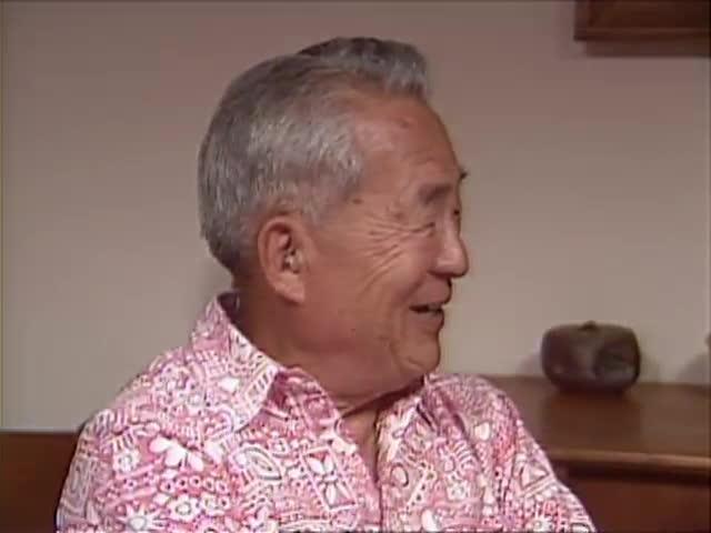 Interview with Ralph Toyota, Ted Tsukiyama, and Ralph Yempuku tape 1 3/8/88