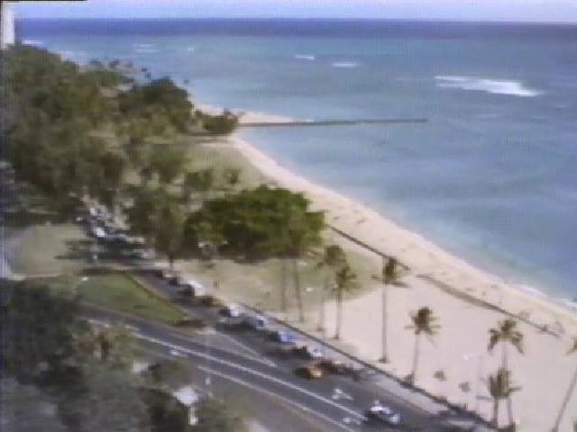 Kapiʻolani Park 1977 - Time Capsule Master