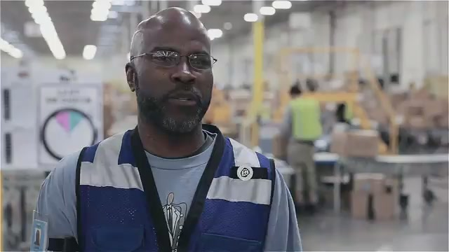 Ron Liggins, Fulfillment Center Learning Specialist
