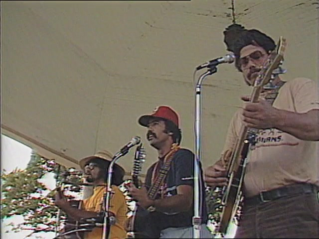 K'Kai performance, Tribute to George Helm and Kimo Mitchell, March 1982