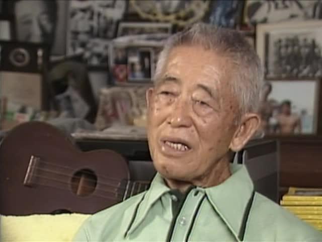 Interview with Coach Soichi Sakamoto tape 1 6/20/84