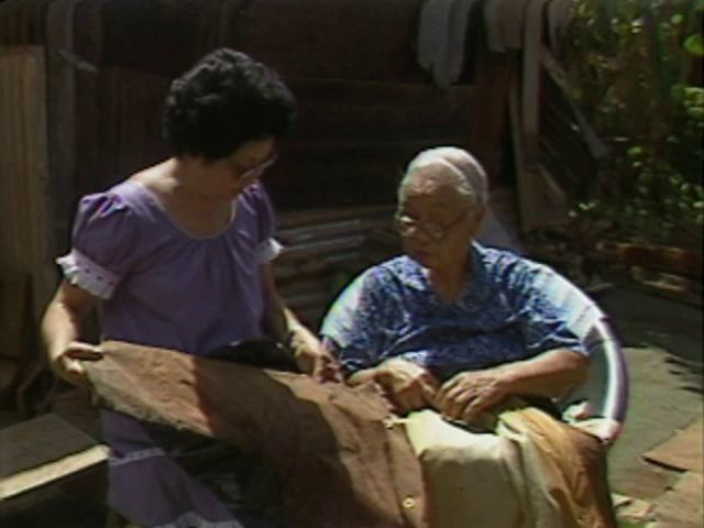 Interview with Kimiko Yahiro #6 6/1/87