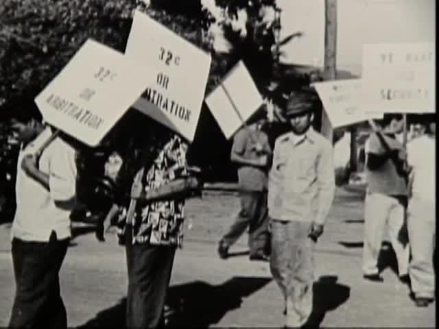 The Great Hawaiʻi Dock Strike