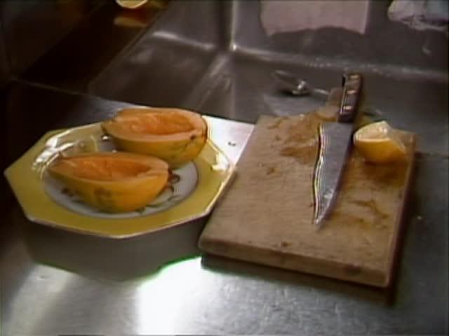 Grove Farm kitchen routine tape 2