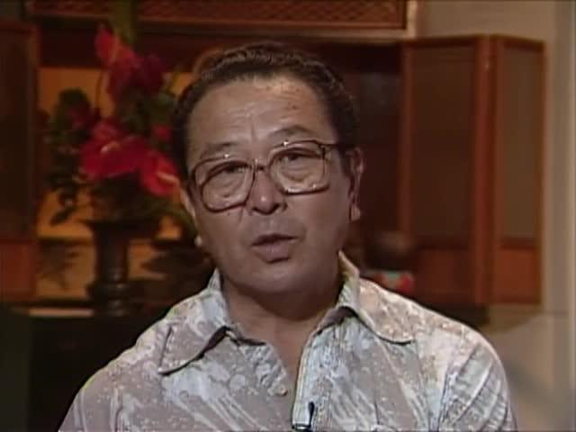 Interview with Bishop Yoshiaki Fujitani tape 2 3/4/88