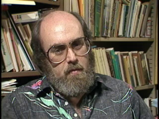 Interview with David Stannard for Hawaiian Population Segment
