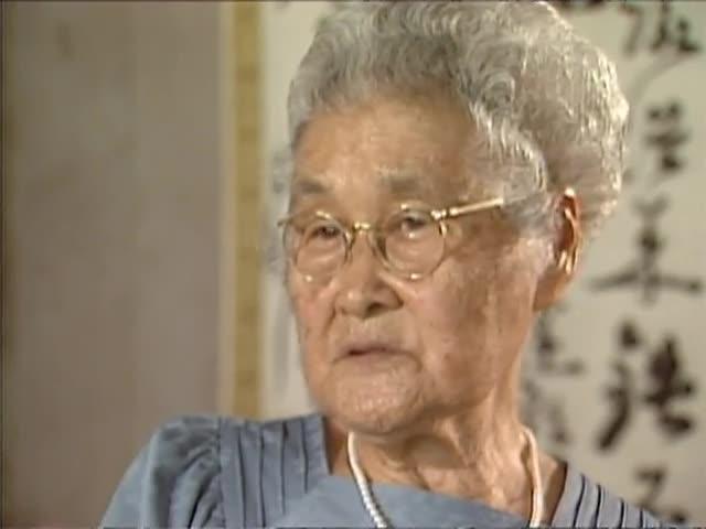 First interview with Raku Saka Morimoto tape 3 6/82
