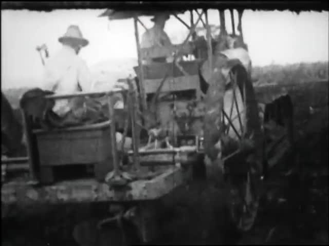 Historical Highlights of Field Mechanization 1930