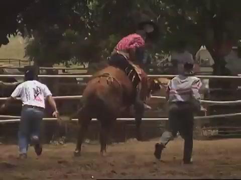 Naʻalehu 4th of July rodeo