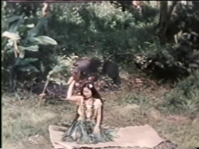 The Hula of Old Hawaii 1943