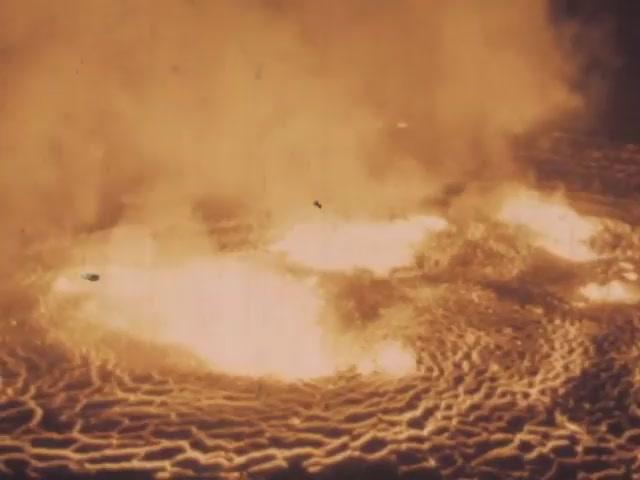 Volcano Footage