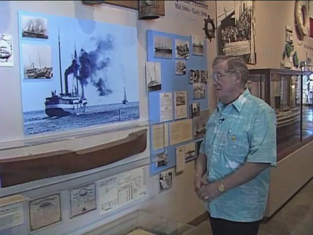 Interview with Robert J. Pfeiffer: Maritime Museum Tour (1990)