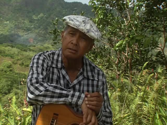 "Eddie Kamae introduces ""Listen to the Forest"""