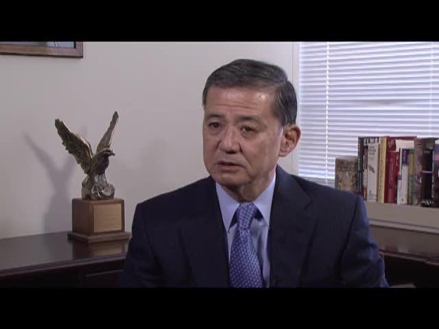 Interview with Eric K. Shinseki