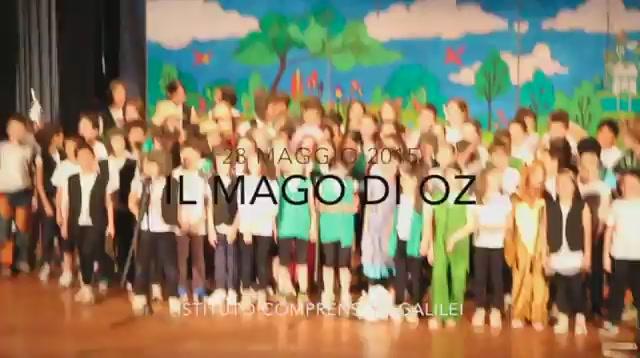 """""""Il Mago di Oz"""" della scuola Dante"""