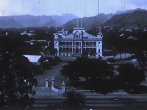 ʻIolani Palace : Hawaii's Past Today