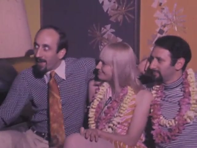 Interview with Peter, Paul and Mary