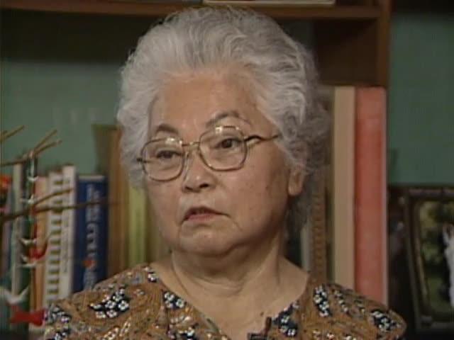 Interview with Matsue Shimabukuro #2 6/7/88