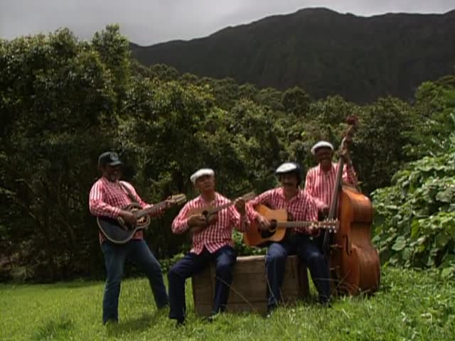 Eddie Kamae and The Sons of Hawaiʻi perform Forest Songs tape 1