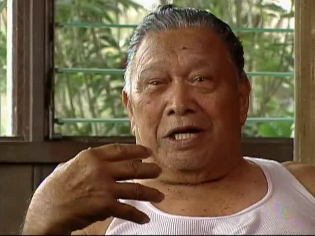 Interview with Joe Kaheʻe #3 11/10/98