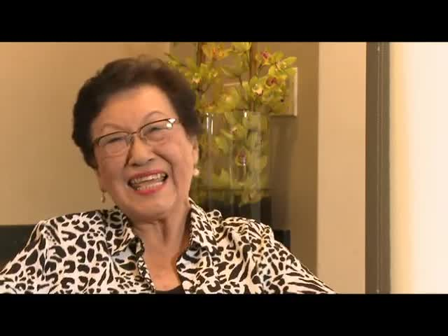Interview with Congresswoman Patricia Saiki