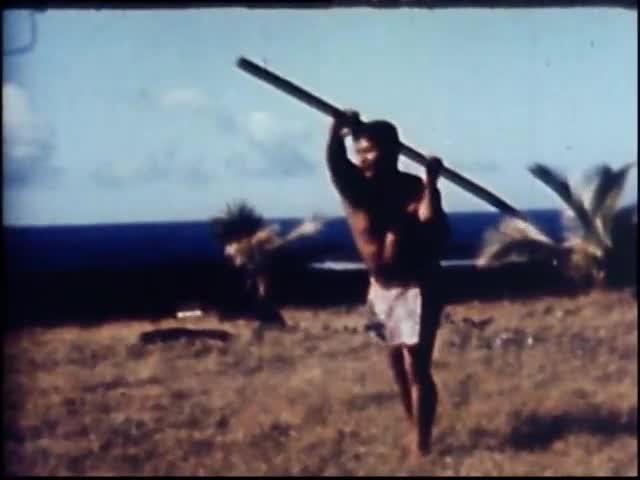 """""""City of Refuge"""" National Historical Park 1969"""