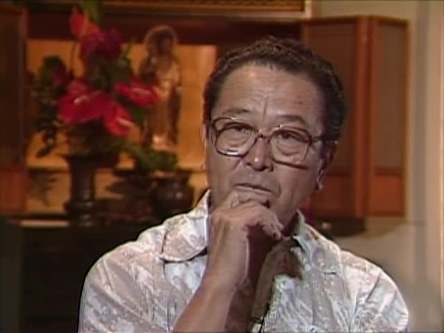 Interview with Bishop Yoshiaki Fujitani tape 4 3/4/88