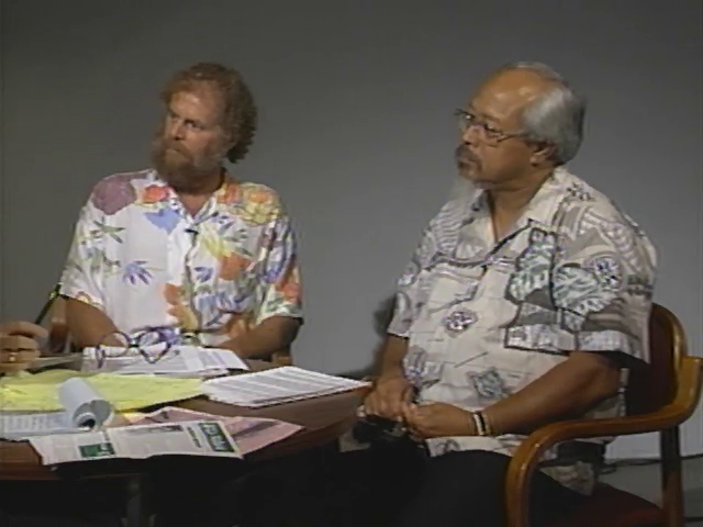 First Friday : The Unauthorized News : Waiāhole Water (September 1994)