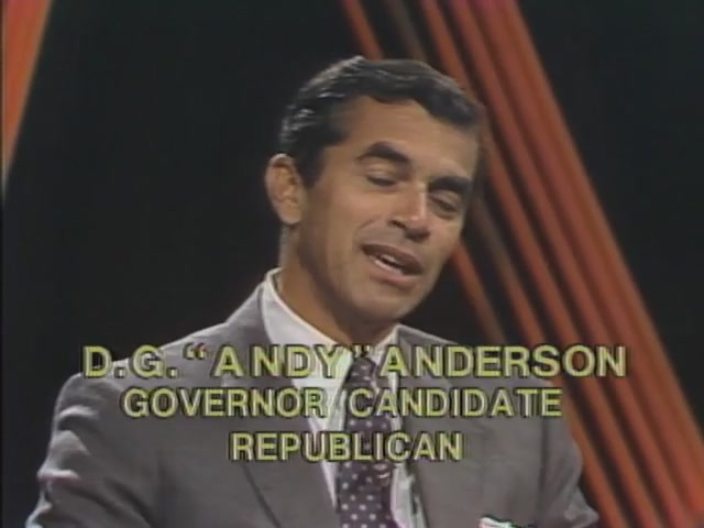 DIALOG : Election Special : The Governor's Race (1982)