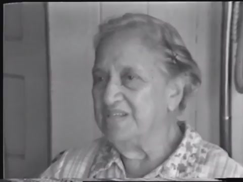 Raw footage of interview with Aunty Marion Pauline Hale-o-Keawe Peters at her house