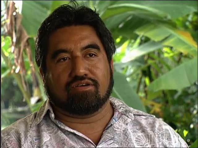 Interview with Aaron Mahi 10/1/94 Hakipuʻu tape 1