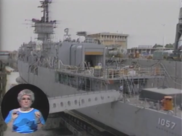 DIALOG : USS Missouri (1989)