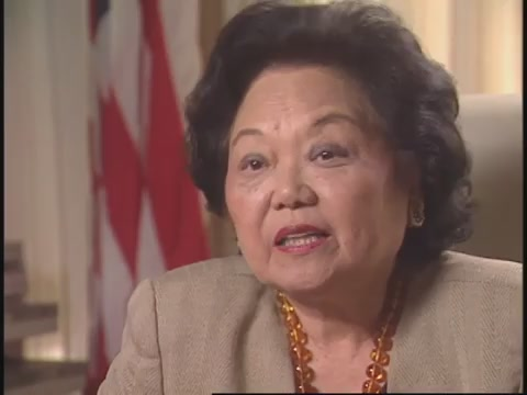 Interview with Patsy Mink