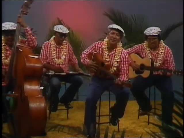 PSAs with Booga Booga, Eddie Kamae and the Sons of Hawaiʻi, Frank De Lima and Na Kolohe, and other PSAs 5/10/94