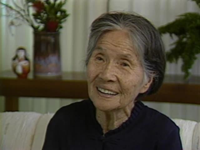 Interview with Shizu Kaigo #4 6/16/87
