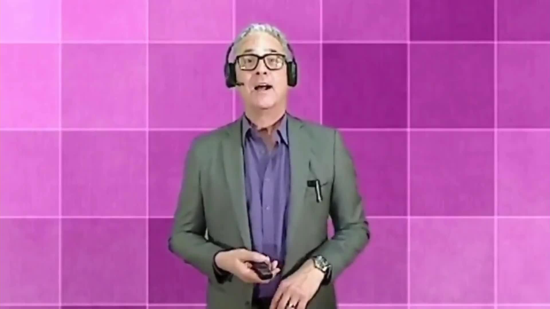 Ovations - Darren Isenberg Virtual MC Sample