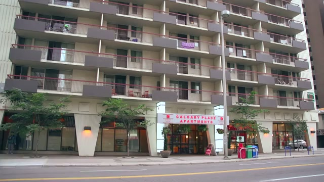 Calgary Place Apartments