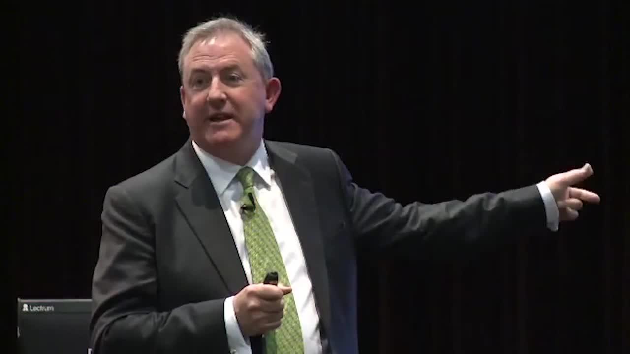 David Thomas - Speaker on BRIC China and Emerging Markets
