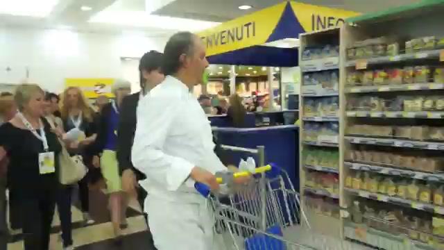 La pasta e fagioli col pesce di Enzo Dionisio