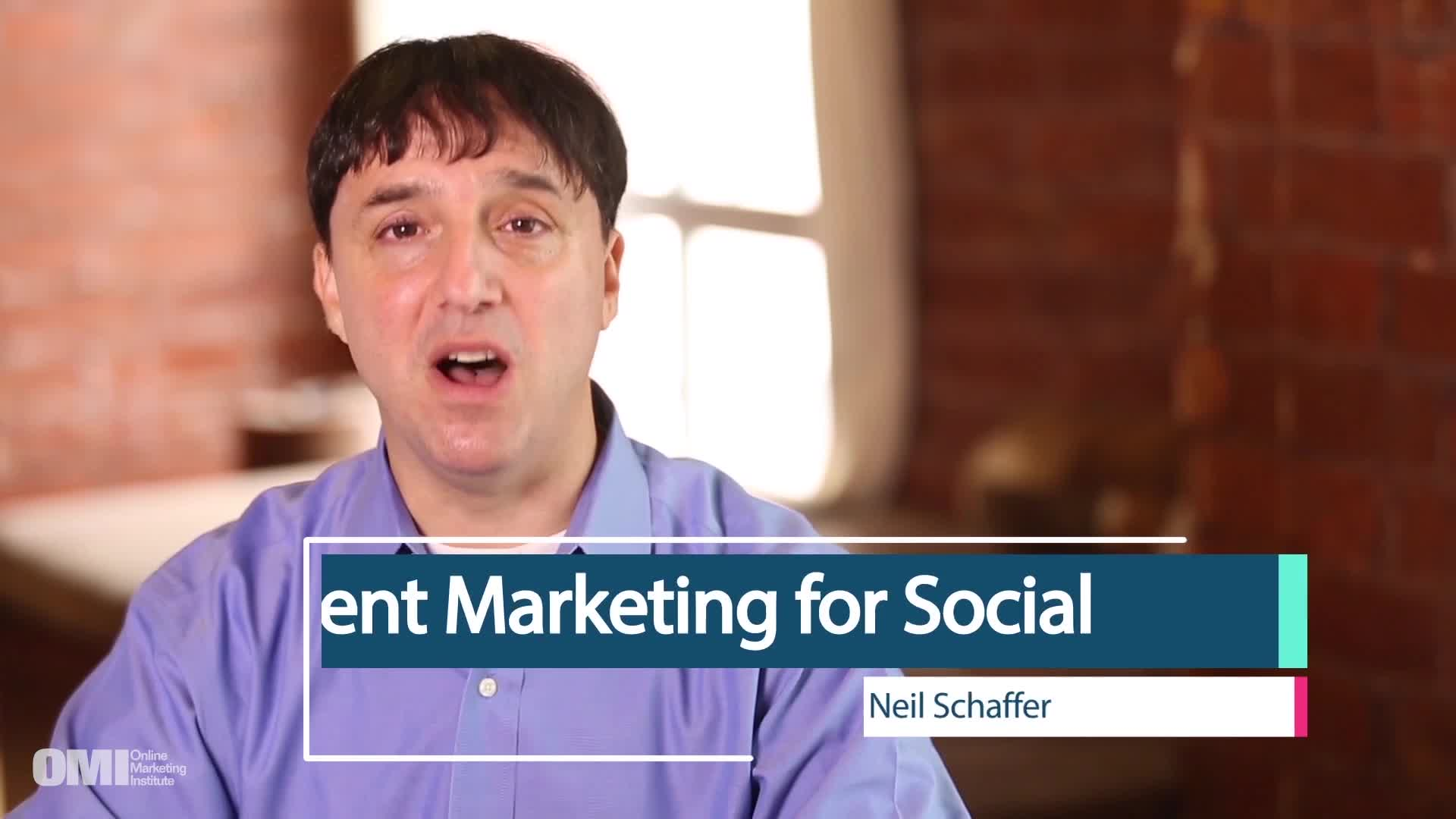 Content Marketing for Social Media