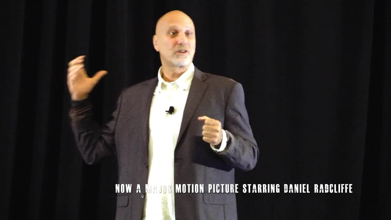 Video thumbnail for Transformational Keynote Speaker